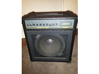 Carlsbro Hornet 45 45W Lead Guitar Amplifier - British Made, retro 70s - early 80s!