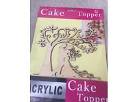 Brand new Wedding Cake Topper