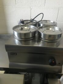 Lincat Bain Marie dry wet catering resturant hotels pubs cafe equipmets joblot