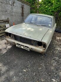 CLASSIC CARS ,COMMERCIALS AND UNFINISHED PROJECTS WANTED