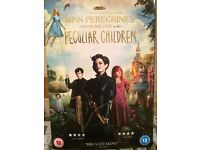 Miss Perigrine s Home for Peculiar Children - NEW DVD