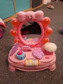 Fisher price musical mirror