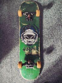 Skateboard, with Blind deck