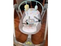 Ingenuity swing n' go portable swing chair