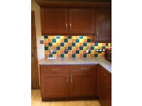 Cherrywood Fitted Kitchen and Appliances