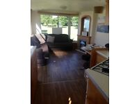 QUICK SALE NEEDED ! CHEAP VERY SPACIOUS 3 BEDROOM CARAVAN FOR SALE - INCLUDES PITCH FEES