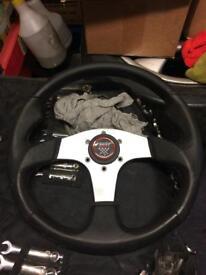 Steering wheel 340mm