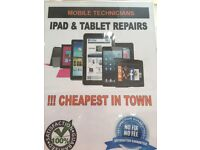 Mobiles,iPads,tablets repairs in cheapest price