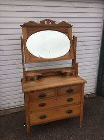 Antique Dressing Table | Perfect Refurb Project