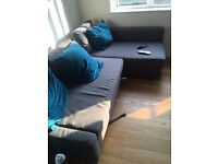 Brand new comfy sofa bed for sale. £350 RRP sale for £50