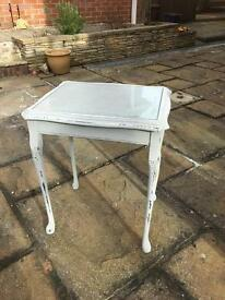 Beautiful shabby coffee table