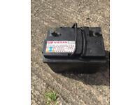 Nissan car battery 60ah 600amps 12v