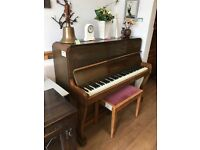 Beautiful Knapell Piano. Lovely Tone. Bargain!!