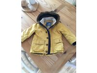 Boys Monsoon jacket 3-4yrs