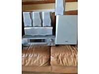 Bench Surround Sound System