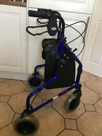 BRAND NEW 3 WHEELED WALKERS