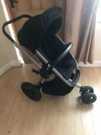 Quinny buzz extra pushchair with accessories