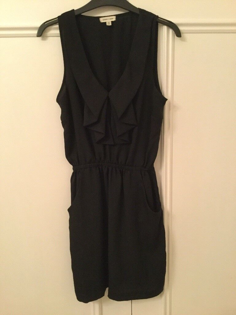 Black dress for sale, size small, from Urban Outfitters