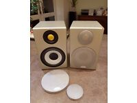 Audio Monitor 5.1 surround sound speakers and home cinema receiver