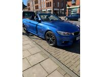 Huge spec BMW 420d convertible Msport