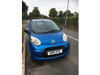 2011 Citroen C1 Five Door Hatchback