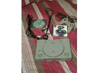 Ps1 Great 1st Console