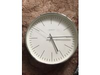 Kitchen wall clock