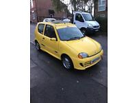 Fiat Seicento sporting 1.1 abarth kit