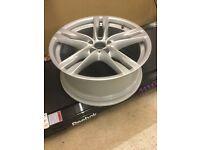 "BMW 373m Genuine alloy wheel 20"" x 8.5"" front 6 series f06 f12 f13"