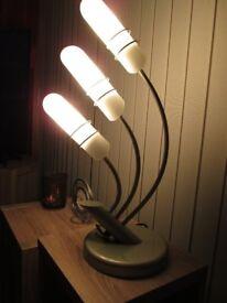 Westport Galleries Table lamp, light price new was £95.00