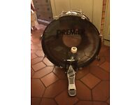 Bass Drum and Pedal