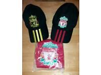 Liverpool FC Adidas items