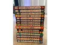 Diary of a Wimpy Kid. Full collection. 15 books.