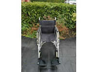 Days Swift Self Propelled Lightweight Wheelchair