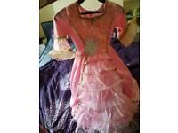 3-4 years princess dress