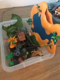 Animals, playmobil