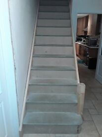 Wooden Staircase - nearly new