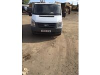 White transit T260 great driving workhorse cheap for quick sale.