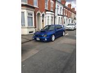 Subaru Impreza Wrx Turbo 280bhp