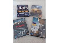 4 dvd bundle