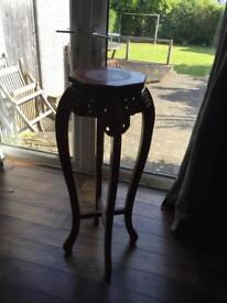 Antique Style Plant / Lamp Stand