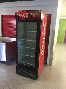True single door pop fridge for only $675 ! 1 avialable
