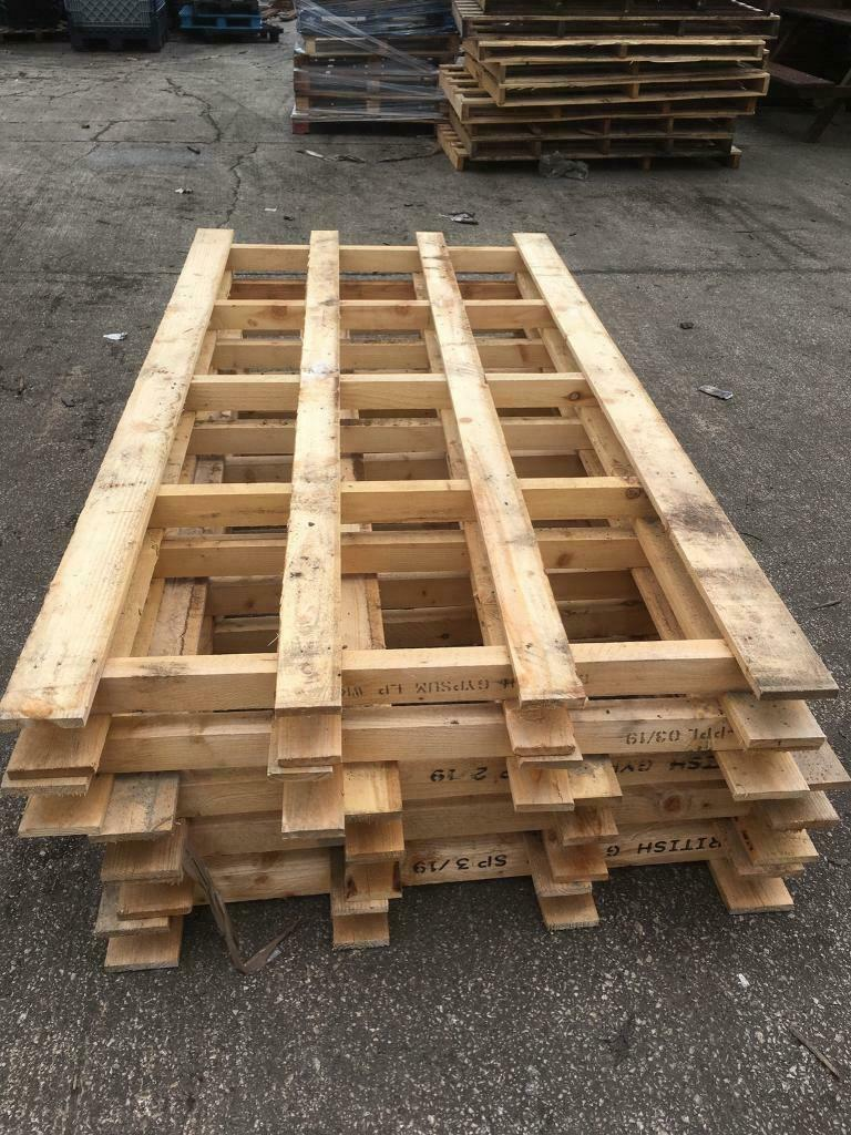 Pallets, large wooden pallets, Timber, wood | in Burscough ...