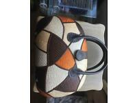 Women messenger bag (bamboo)