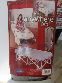 Anywhere Bed - Inflatable Single Spare Bed