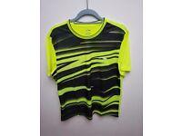 Mens Li Ning Badminton Shirt and Short set