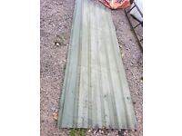 Roofing sheets - metal