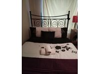 SHORT TERM LET £25 PER NIGHT A BEAUTIFUL EN-SUITE DOUBLE ROOM IS NOW TO RENT