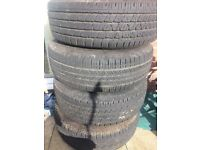 Ford ranger wheels and good tyres