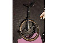 Unicycle, 20inch wheel